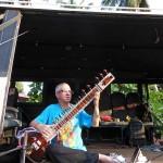 Prueba de sonido en Malakody Bus Concert