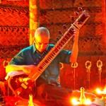 Concierto en Kerala, India