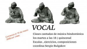 flyer vocal